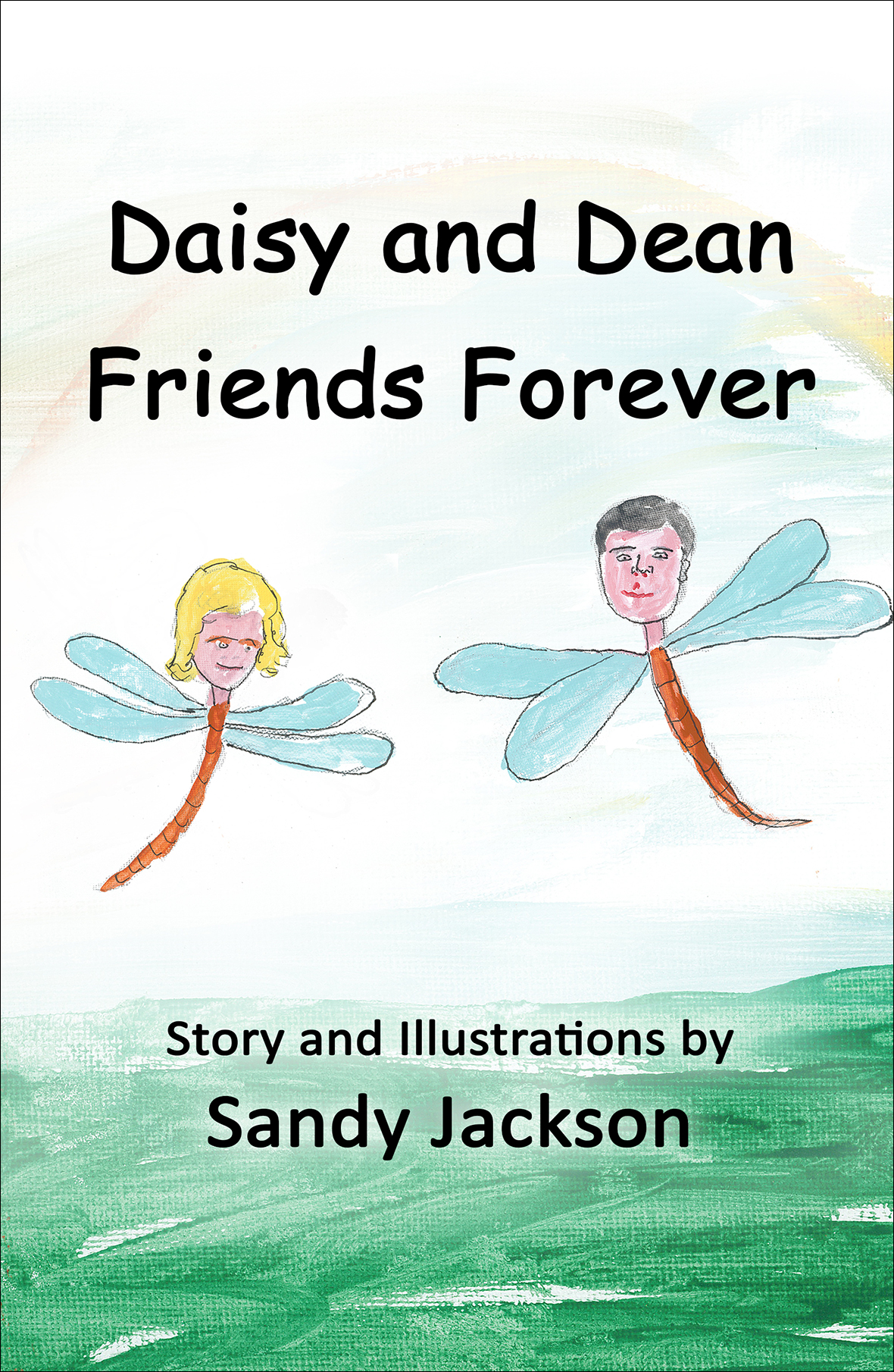 Daisy and Dean Front Cover for Web Insertion