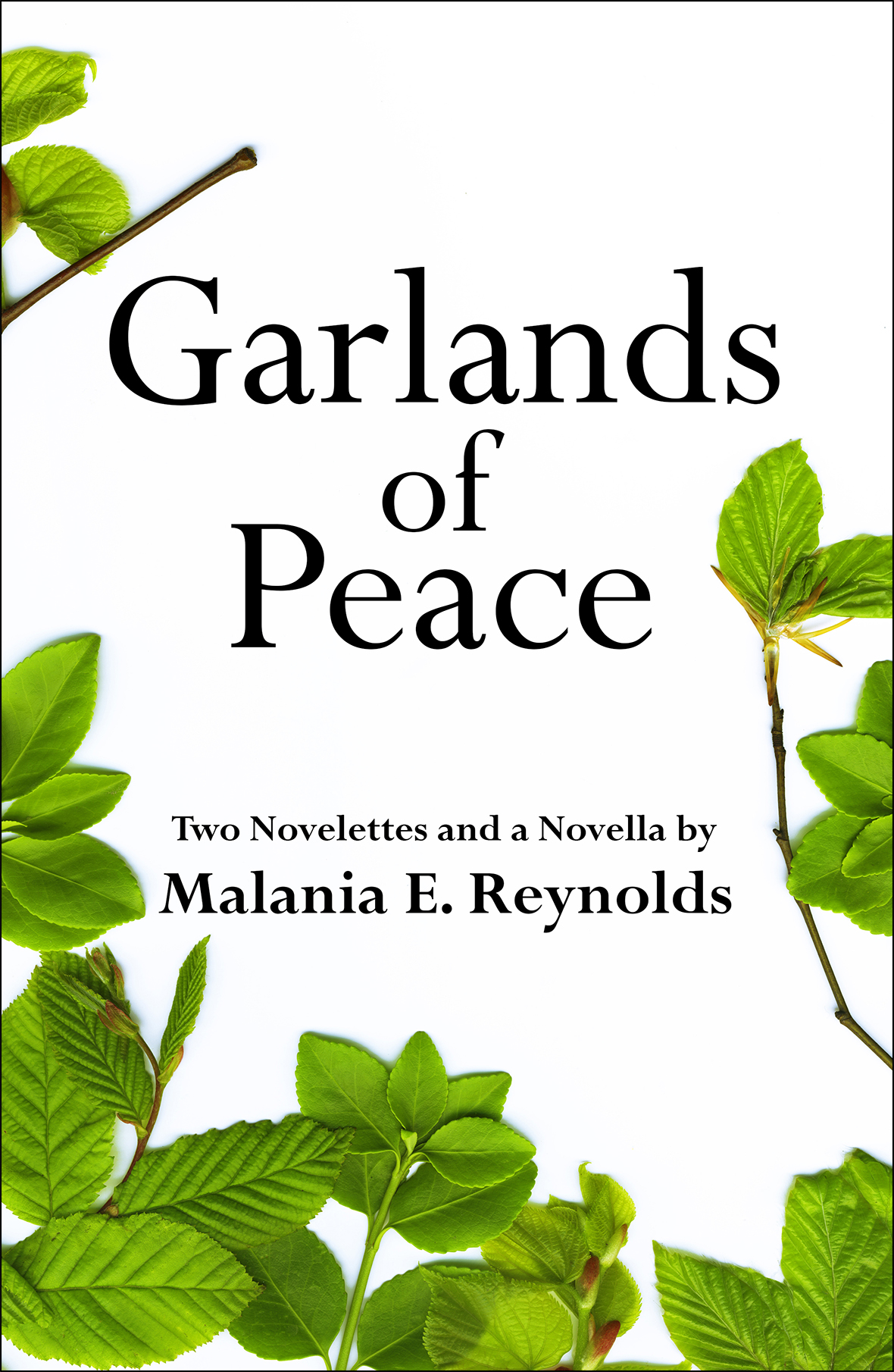 Garlands of Peace Front Cover for Web Insertion