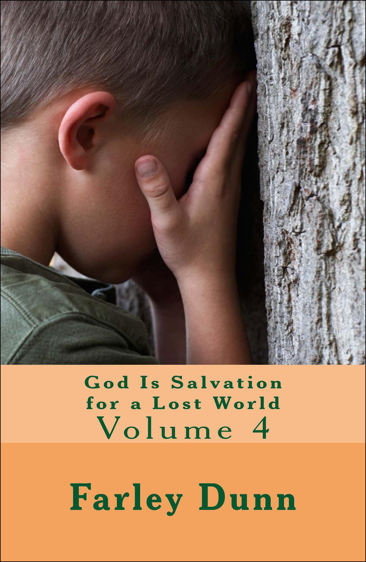 God Is Salvation for Cover for web insertion Vol 4