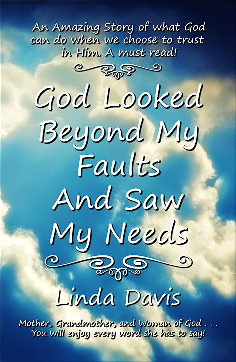 God Looked Beyond My Faults FrontCover8