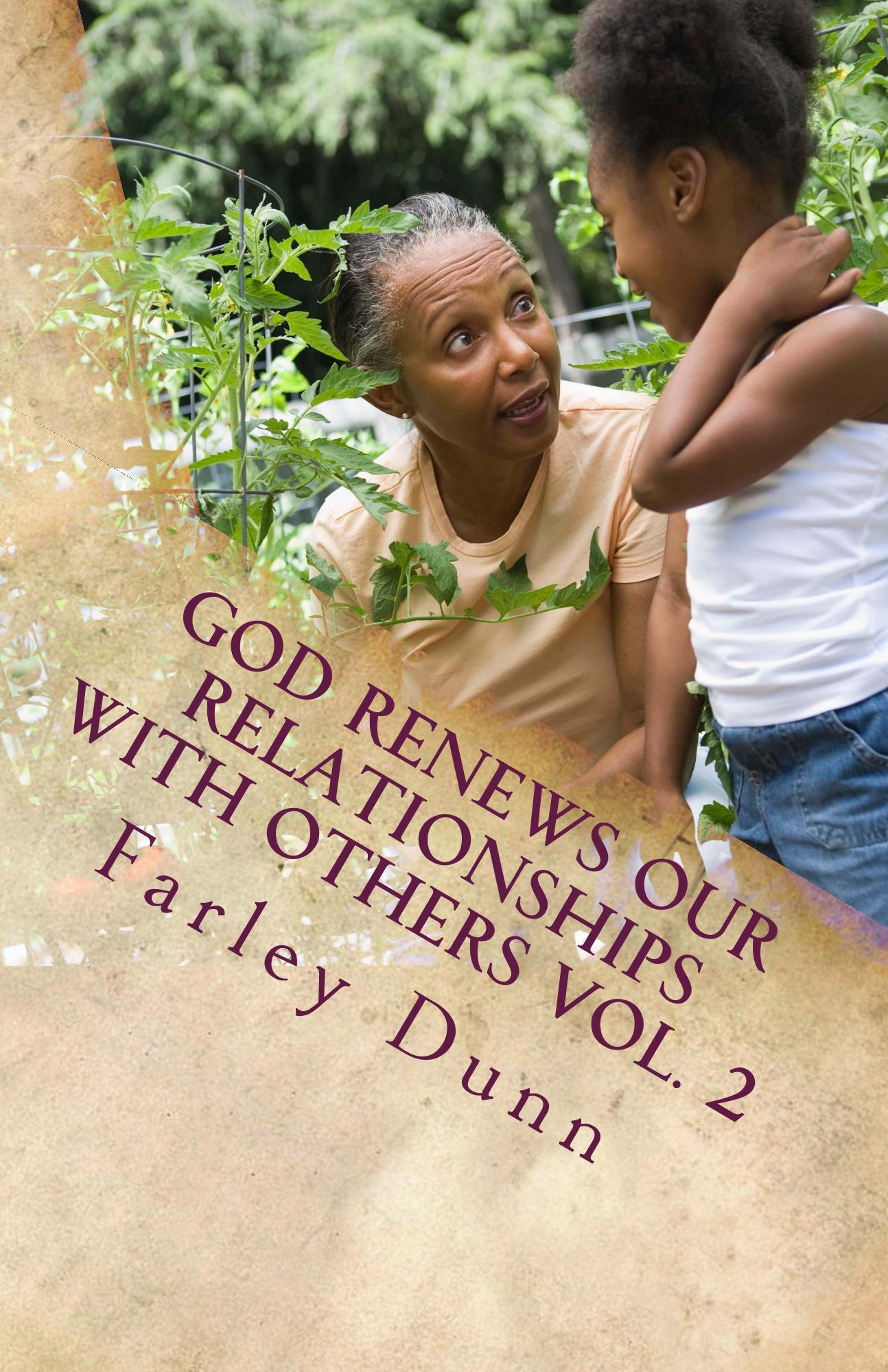 God Renews Our Relat Cover for Kindle Vol 2