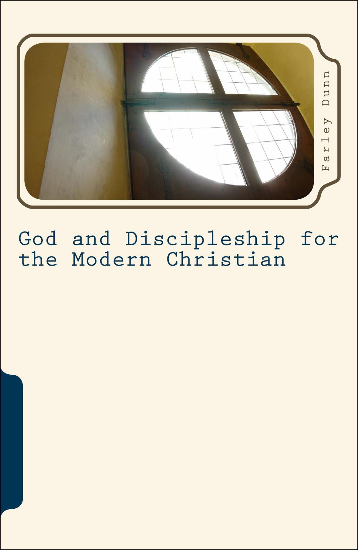 God and Discipleship Cover for web insertion Ver 6