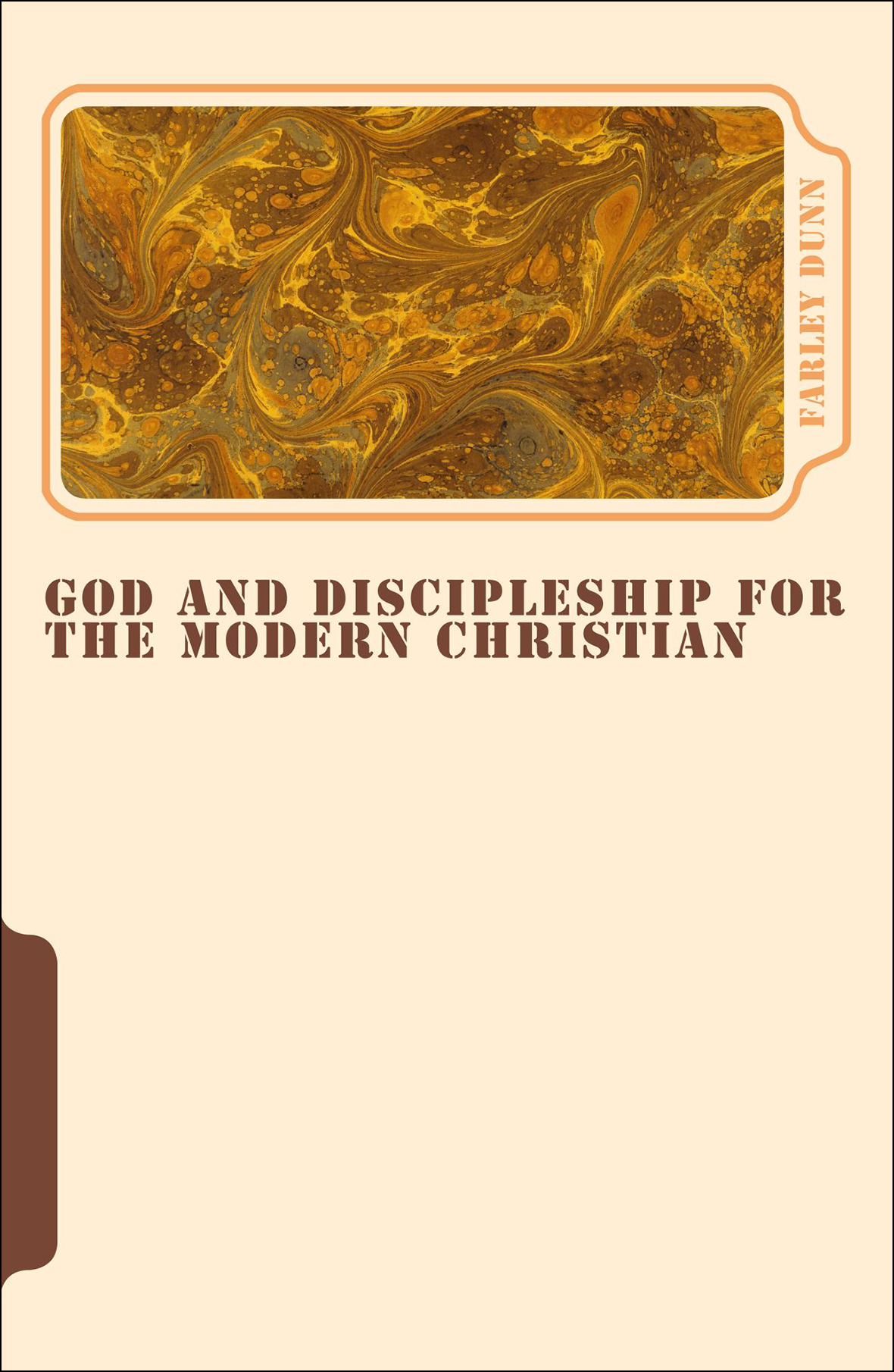 God and Discipleship Cover for web insertion Vol 5
