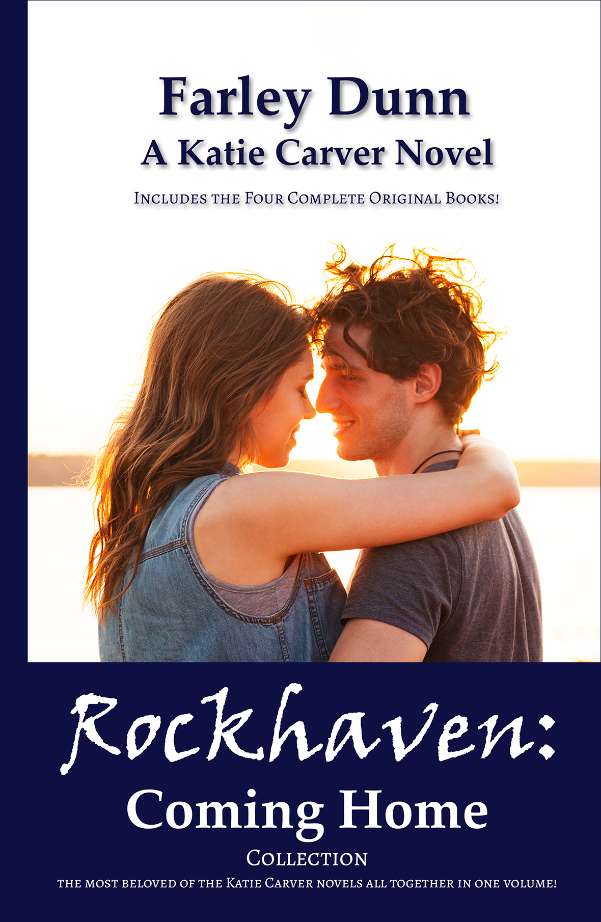 Rockhaven Coming Home Collection Cover front for web insertion