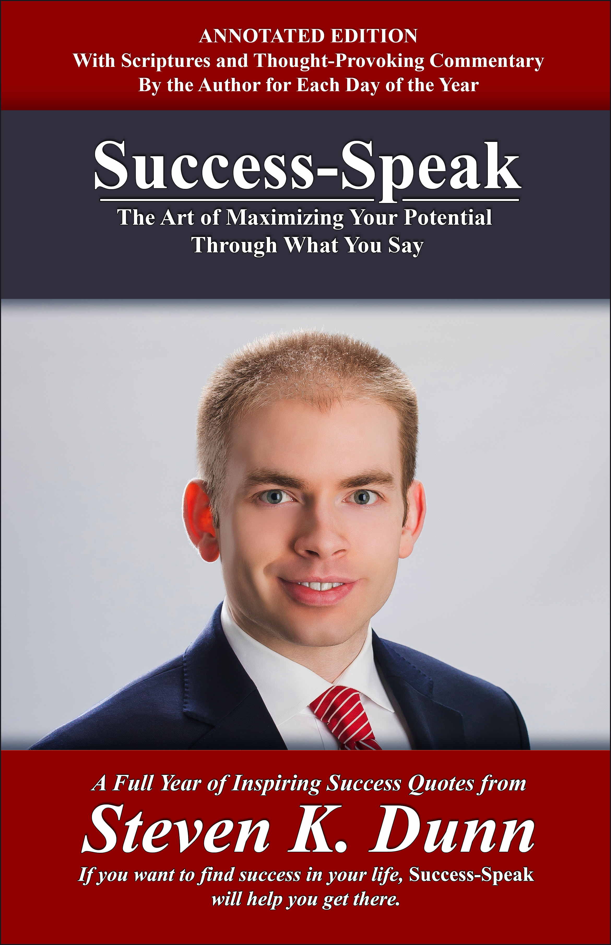 Success Speak Cover Annotated V12 Front