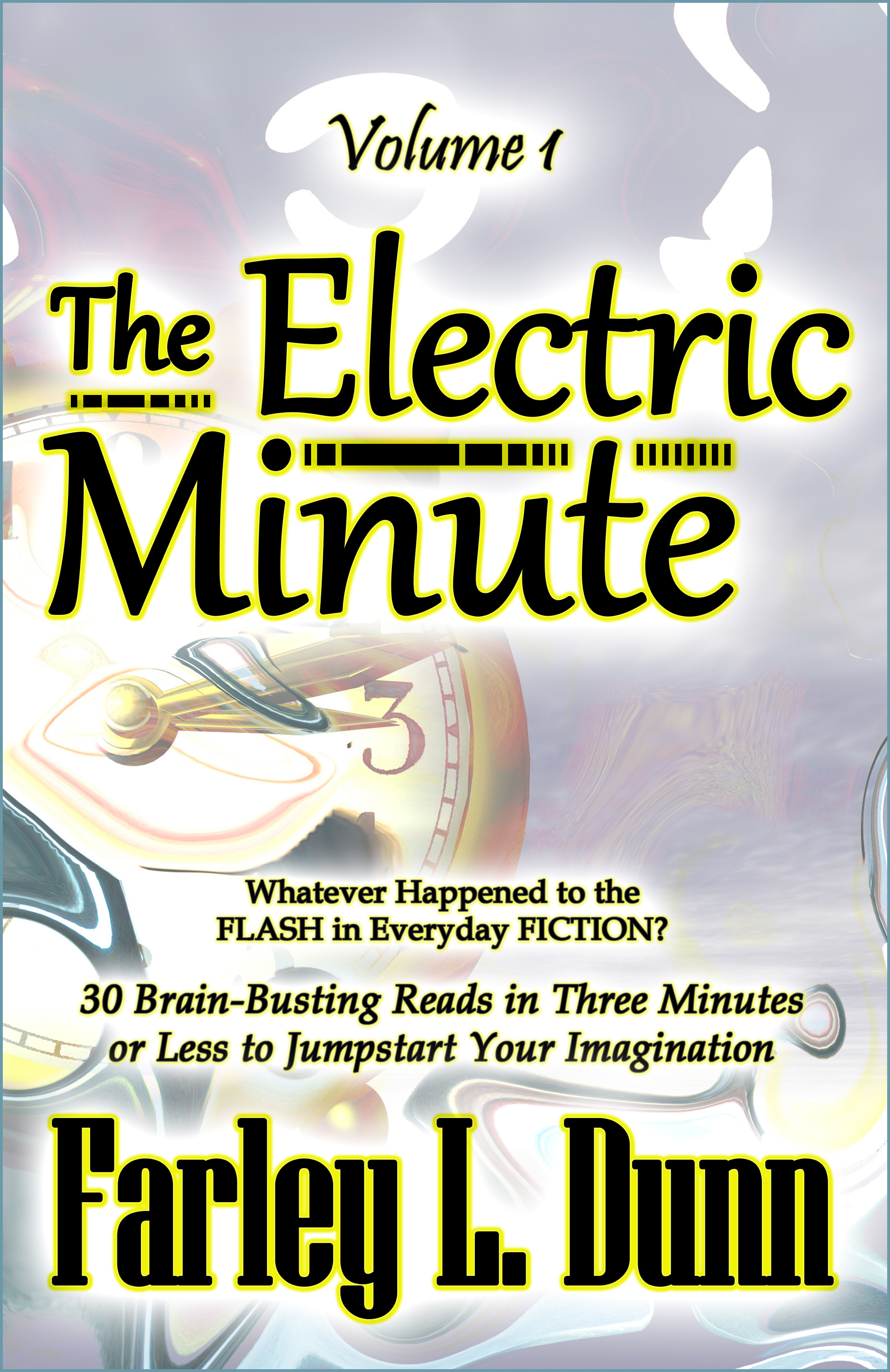 The Electric Minute Cover Front V3