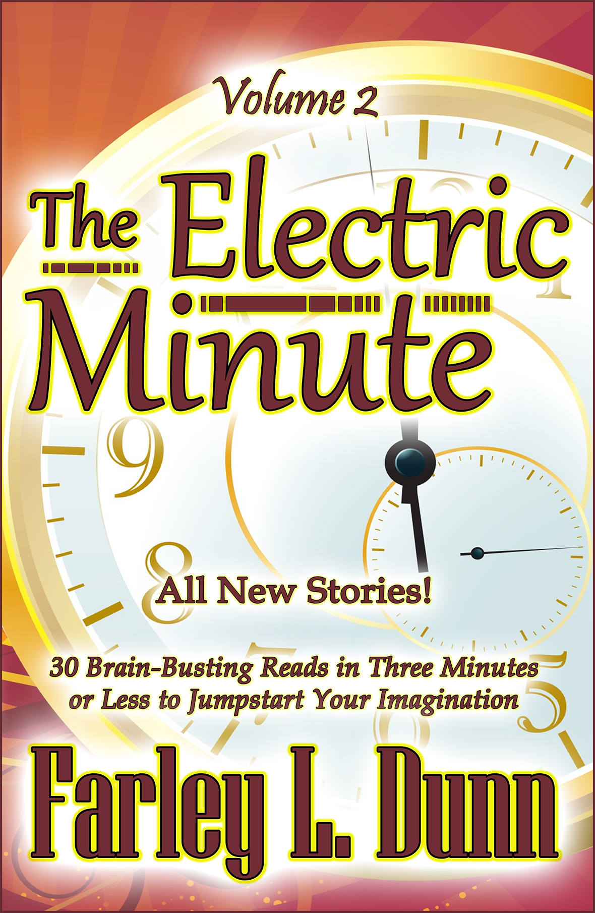 The Electric Minute Cover Vol 2 Front V1