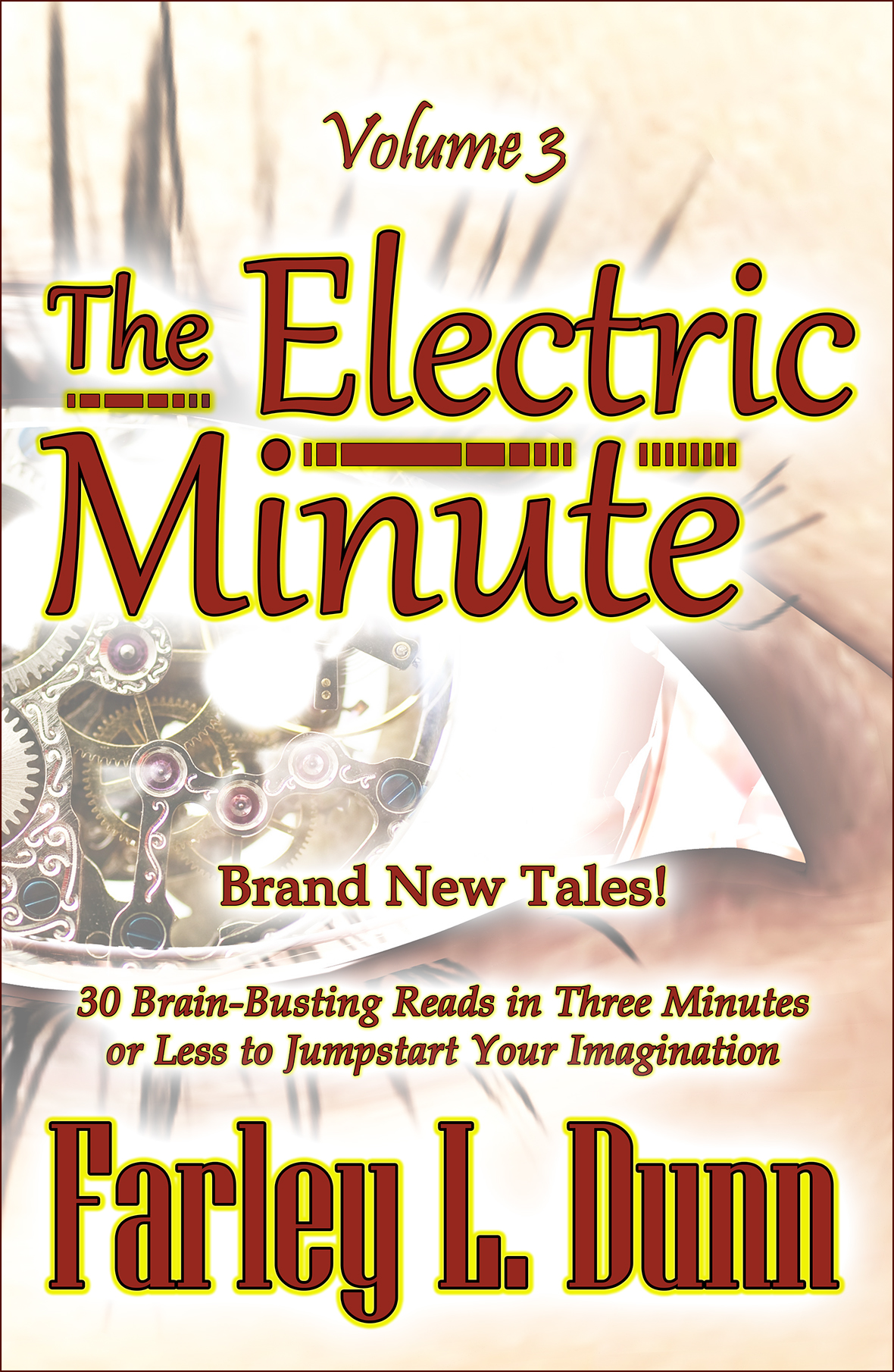 The Electric Minute Cover Vol 3 Front V1